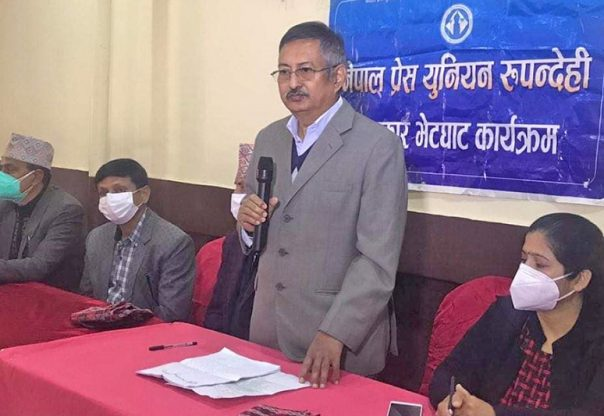 Khand: Nepali Congress may partner with NCP Dahal-Nepal camp if House reinstated