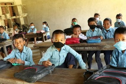 Regular teaching and learning in Upper Dolpa